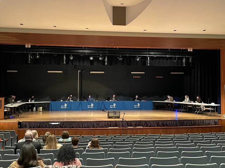 Sparta Board of Education Presents Preliminary 2021-2022 Budget