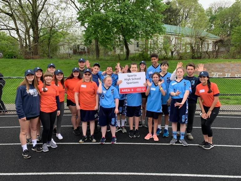 Sparta to Begin Unified Sports Program, Inclusive Competition for All Students