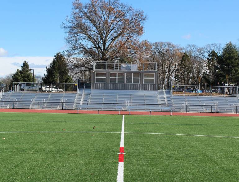 UC Freeholders Officially Open Clark's Oak Ridge Park Athletic Field