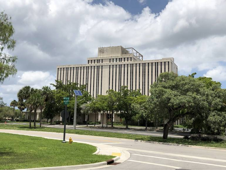 Aging Coral Springs Tower To Serve As Training Spot For Police