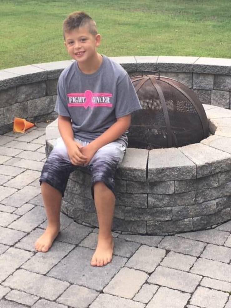Cole, 4th grade at Van Holten