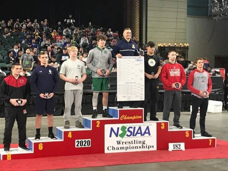A Season Full Of Success For Colts Neck Wrestling