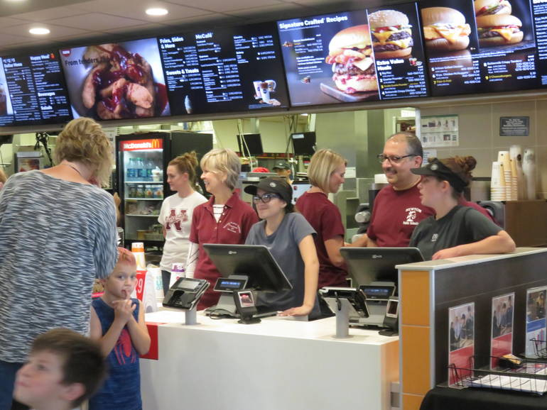 Merriam Partners With McDonalds For Unique Fundraiser