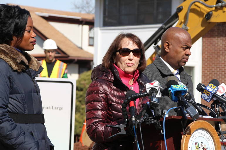 City Officials Break Ground On Lead Service Line Replacement Program