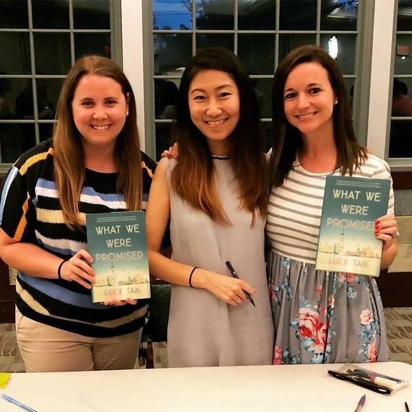 Livingston Class of 2006 Alumna Releases Debut Novel