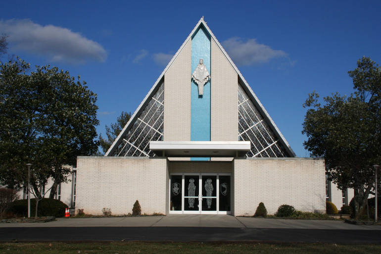 Immaculate Heart of Mary (IHM) on So. Martine Ave. in Scotch Plains.