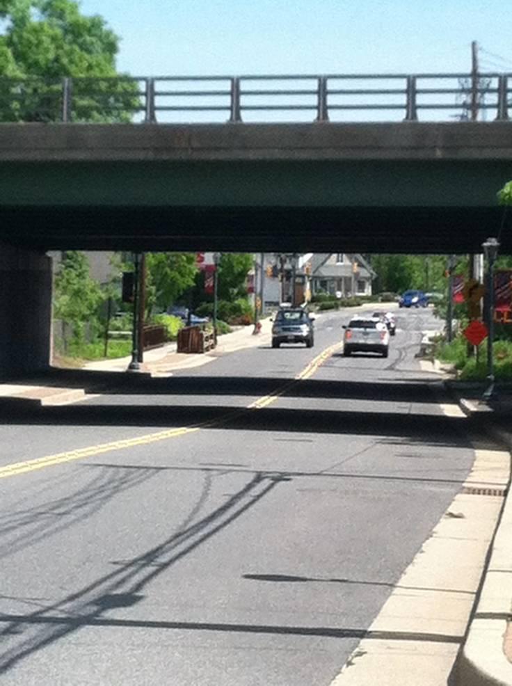 Route 15 bridges