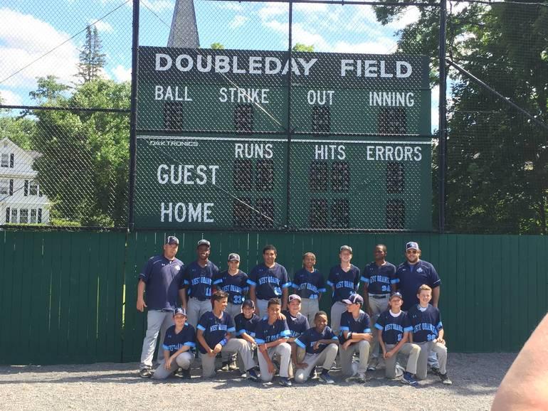 Doubleday Field, Cooperstown
