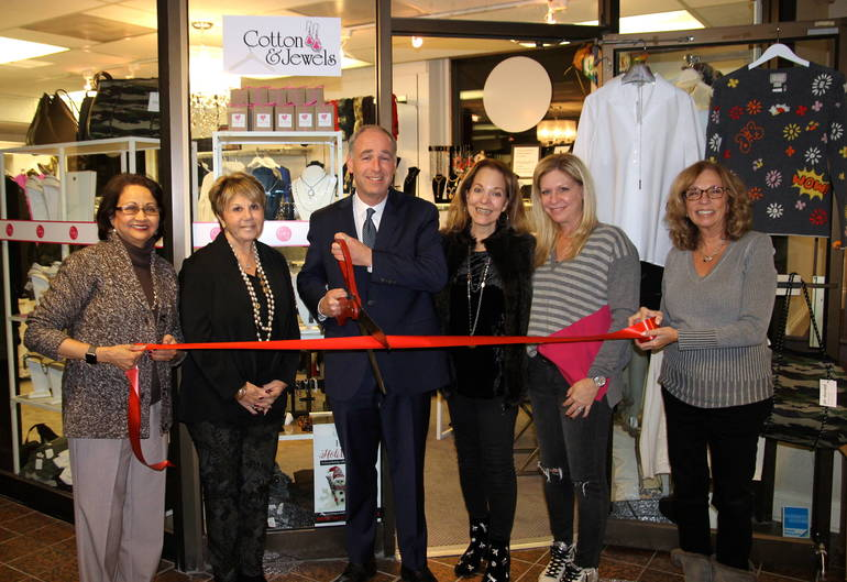 Cotton & Jewels Opens its Doors at Livingston's Roosevelt Plaza