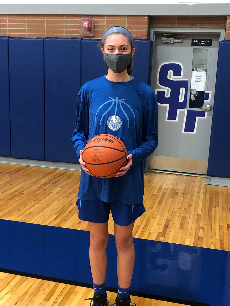 Emily Friscia is this week's Joint Motion Physical Therapy Athlete of the Week.