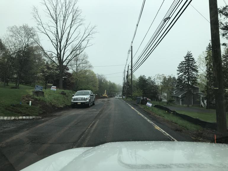 Washington Valley Road