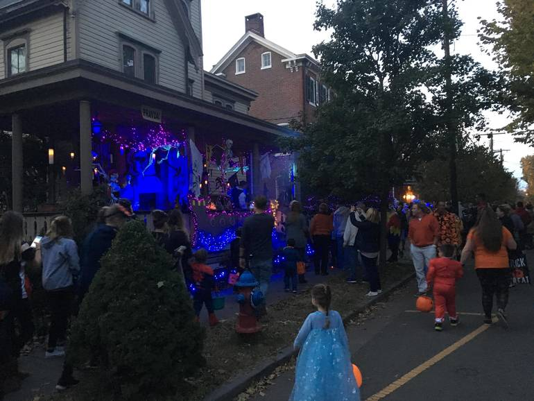 Lambertville Halloween Parade 2020 Lambertville Encouraging Residents and Others Not to Trick or