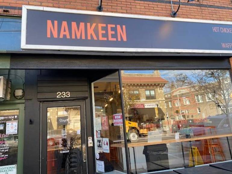 Namkeen Hot Chicken Reopens on Main Street in Chatham, Tuesday, Nov. 24 After Closing for a Week to Renovate its Kitchen