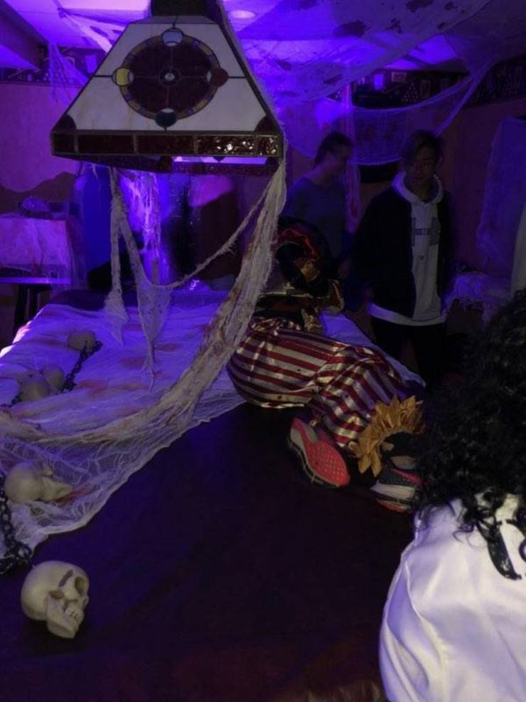 Haunted House in Scotch Plains Raises Over $3,000 for Cancer Research