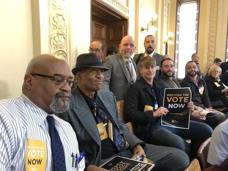 Voting Rights Advocate Ron Pierce Imagines a Fairer New Jersey for People with Convictions