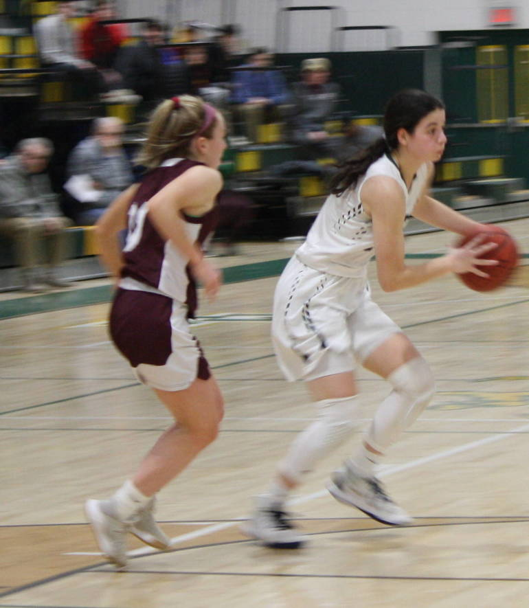Montville girls basketball downs Morristown in MCT quarterfinals