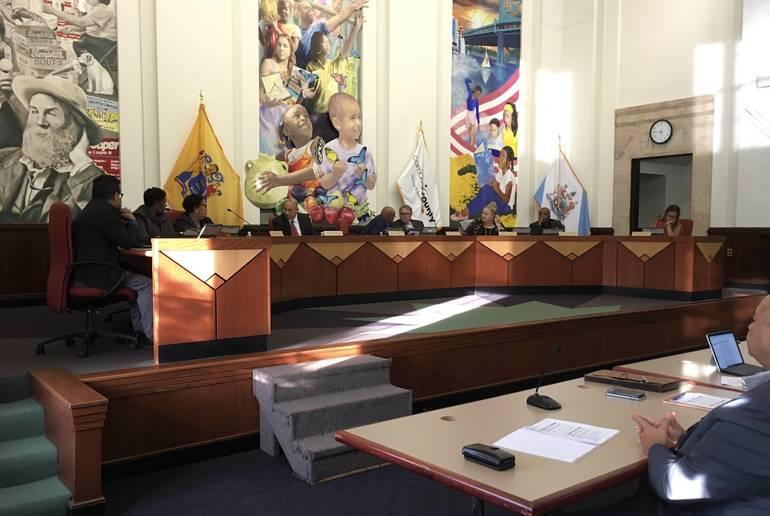 Camden City Council Shelves Decision on Eminent Domain Charter School Expansion