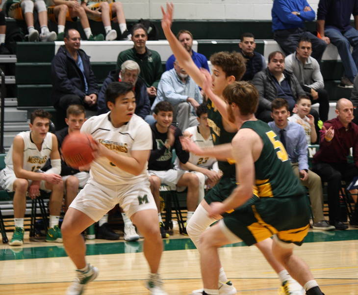 Montville hosts Morris Knolls in boys basketball opener