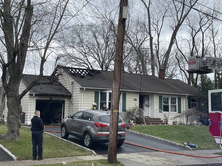 No Injuries From Wednesday Morning Cranford House Fire