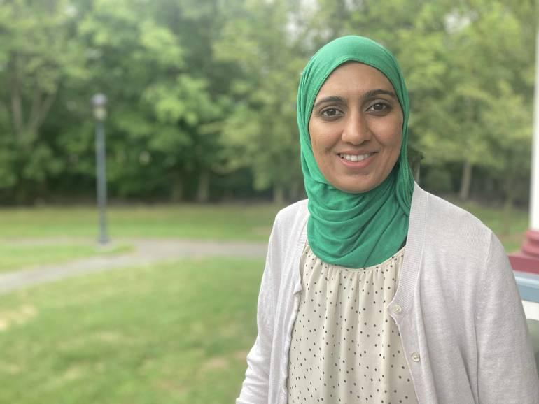 Aisha Mahmood