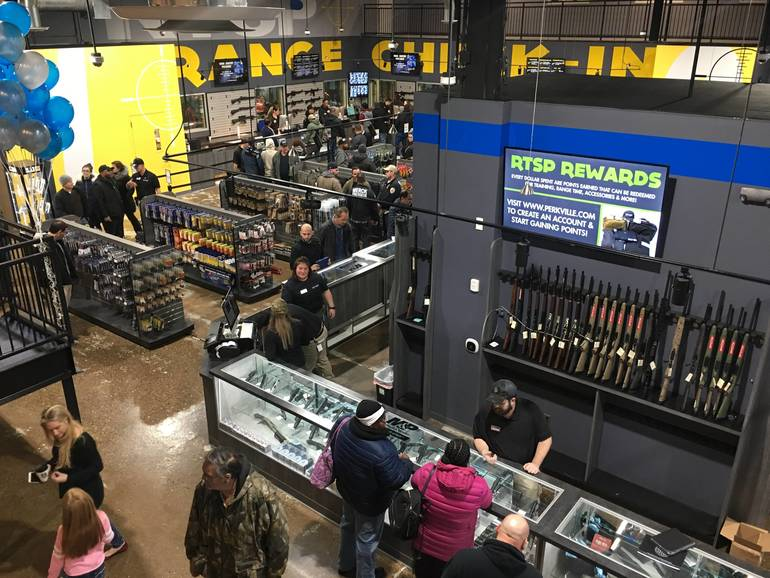 RTSP Gun Range Opens in Union - TAPinto