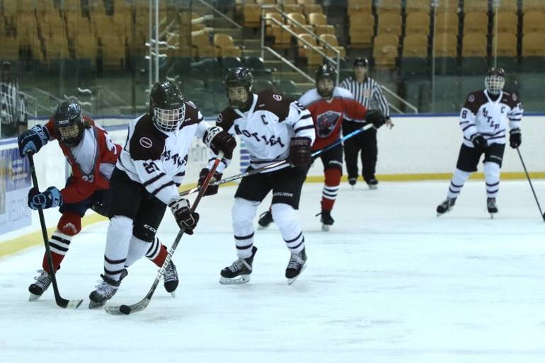 Nutley / Columbia Hockey Opens 2021 Season With Shutout Victory Over High Point