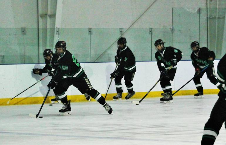 Ridge Hockey Team Learns Winter Season Will Get an Extension