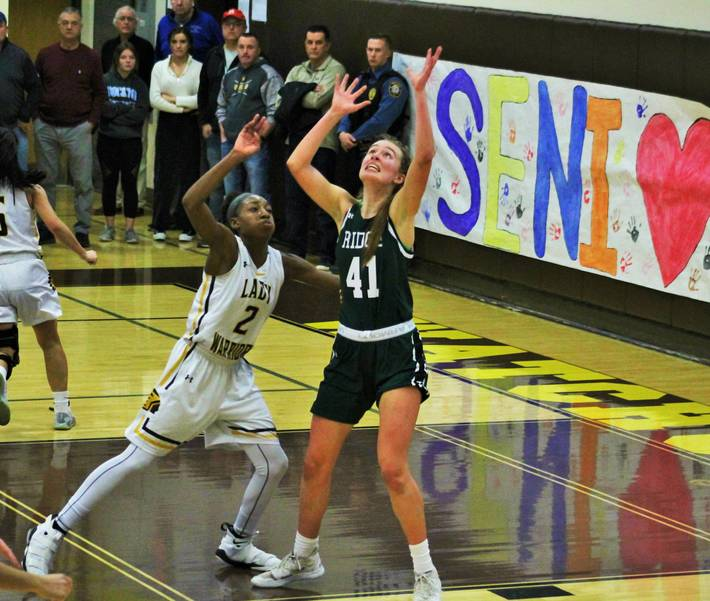Forwards Are the Focus as Ridge Girls Basketball Team Remakes the Backcourt in 2021