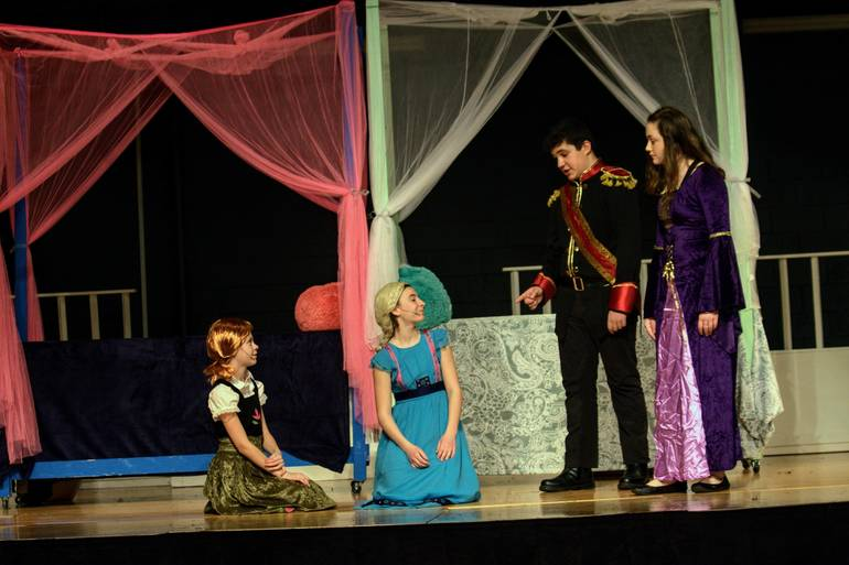 Frozen Jr. Comes to Sparta High School's Stage