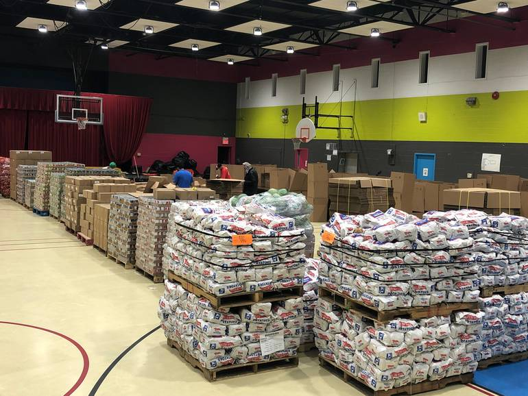 Boys and Girls Club of Paterson Prepared for Third Food Distribution Event