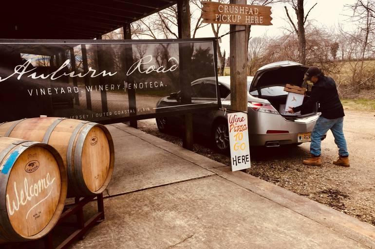 New Jersey's Wineries Struggle to Survive Coronavirus Shut Down