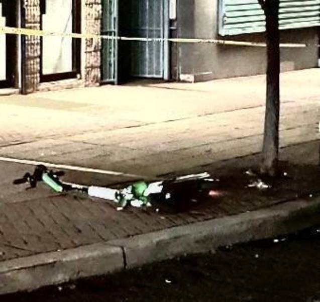 City of Elizabeth Suffers First Scooter Fatality