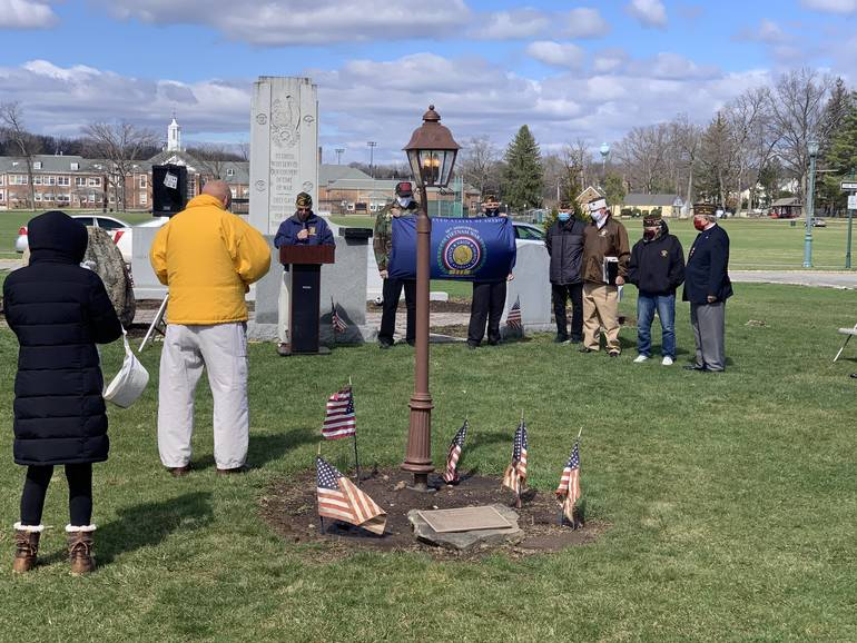 Livingston Residents Commemorate National Vietnam War Veterans Day