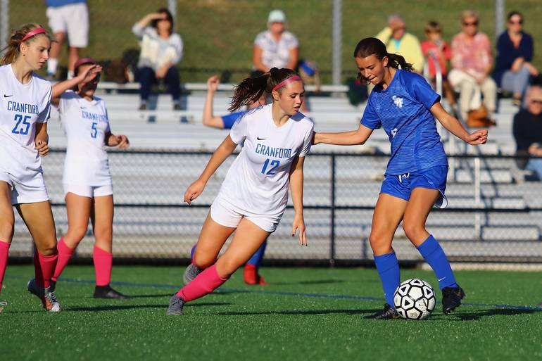Alexa Fazio #9 of Scotch Plains-Fanwood