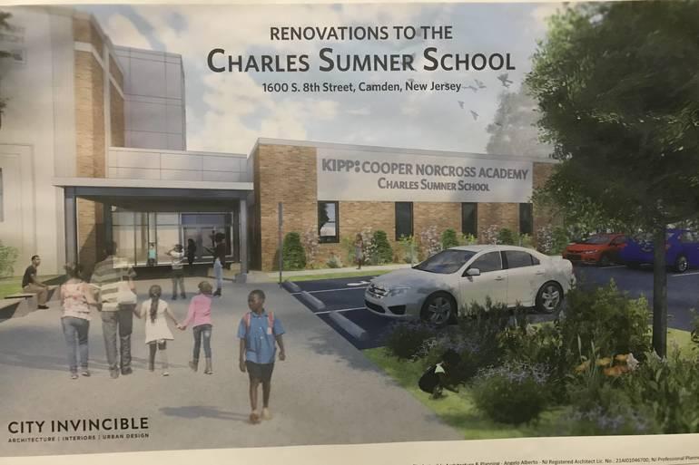 KIPP Cooper Norcross to Reopen Charles Sumner School