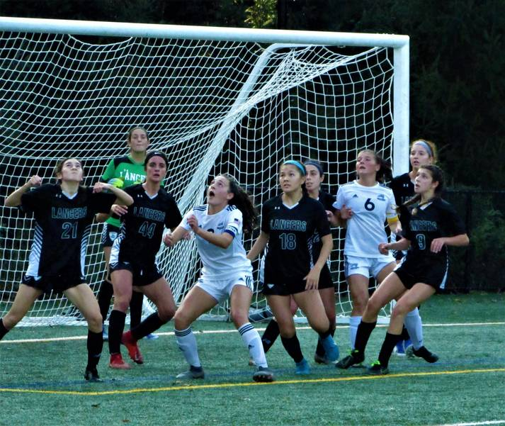 Livingston Lands Three Girls Soccer Players on All-American Division First Team