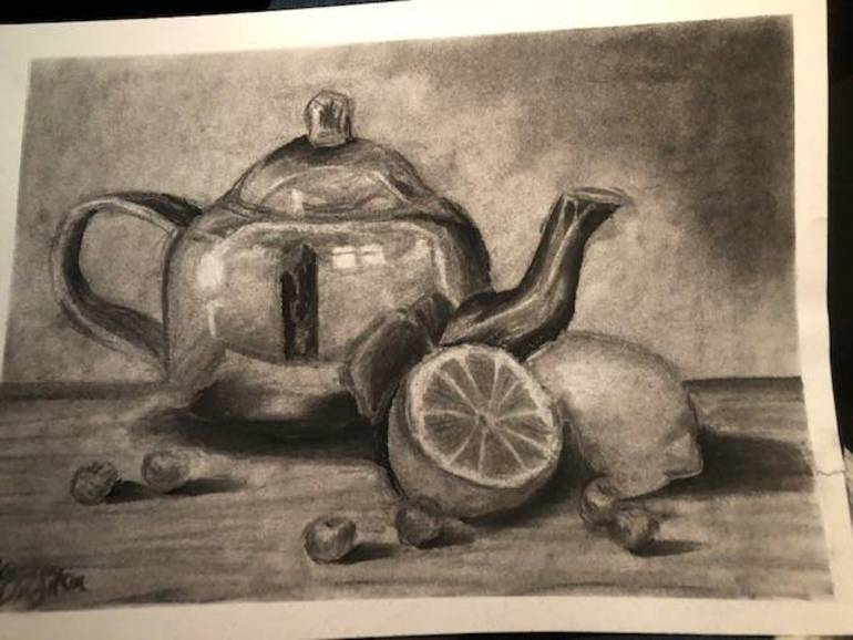 Kawameeh Middle School Students' Artwork Showcased at NJPAC Winter Exhibit
