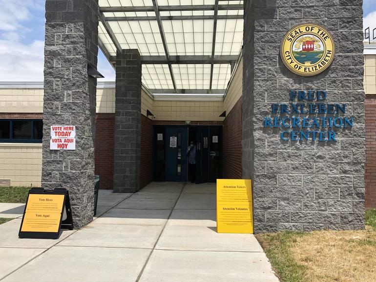 Fred Erxleben Recreation Center Polling Location