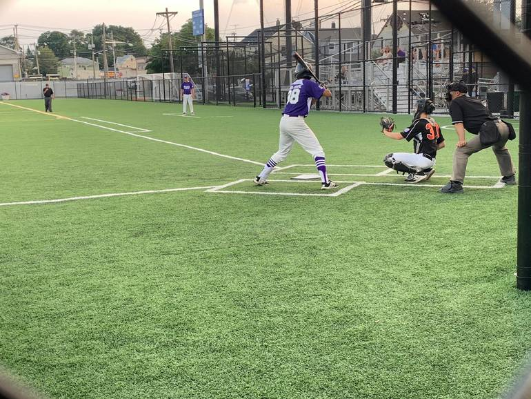Babe Ruth All-Stars:  Hasbrouck Heights Falls 5-4 as Rally Falls Short
