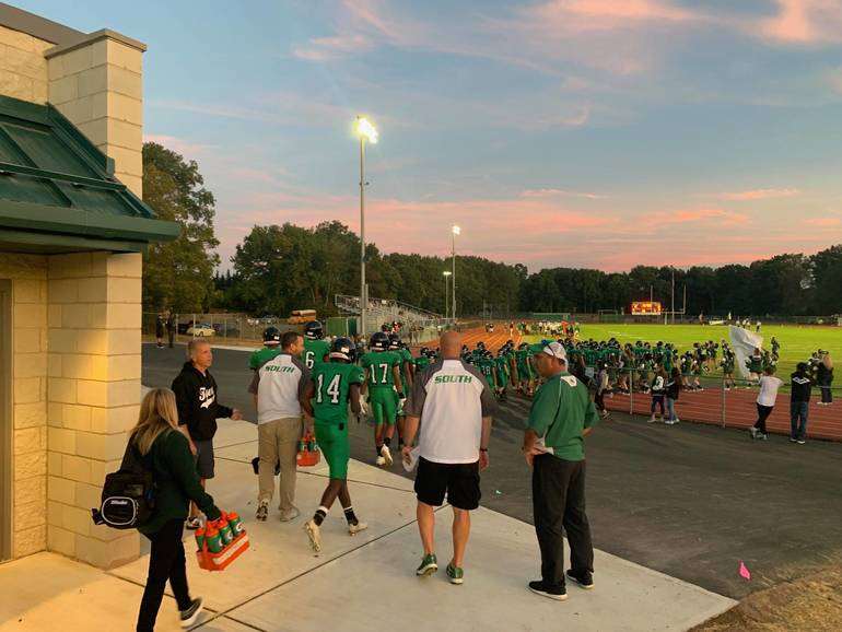 New Jost Field House Dedicated During First Home Tiger SPHS Football Game