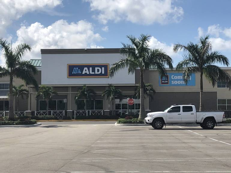 New ALDI store opening in Coral Springs