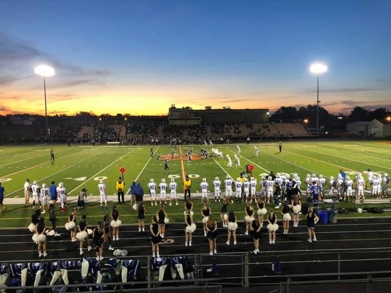 Scotch Plains-Fanwood defeated Immaculata in a thriller, 21-23, on Friday evening.