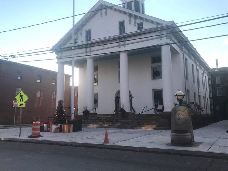 Freeholders Discuss Historic Courthouse Project Bond Ordinance, Architects' Contract Modified