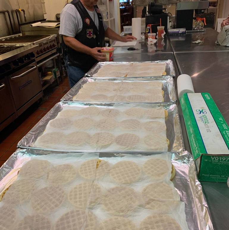 Elks Lodge 2298 Hosts Waffles for Warriors to Benefit Veterans Living with Post-Traumatic Stress Disorder