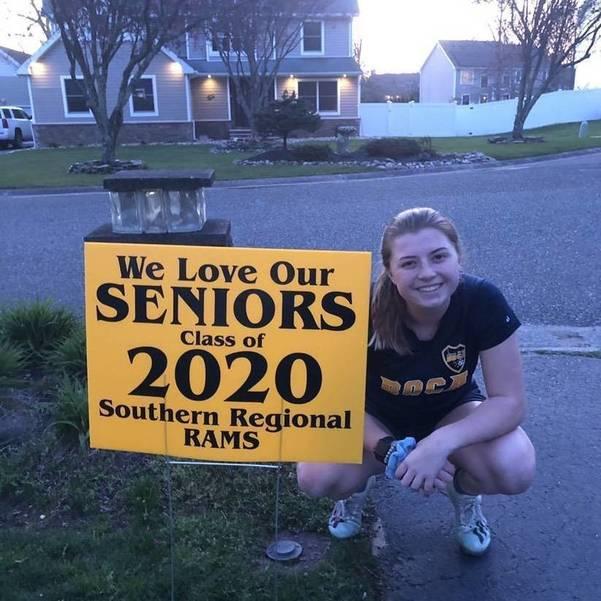 Class of 2020: Megan Lockwood