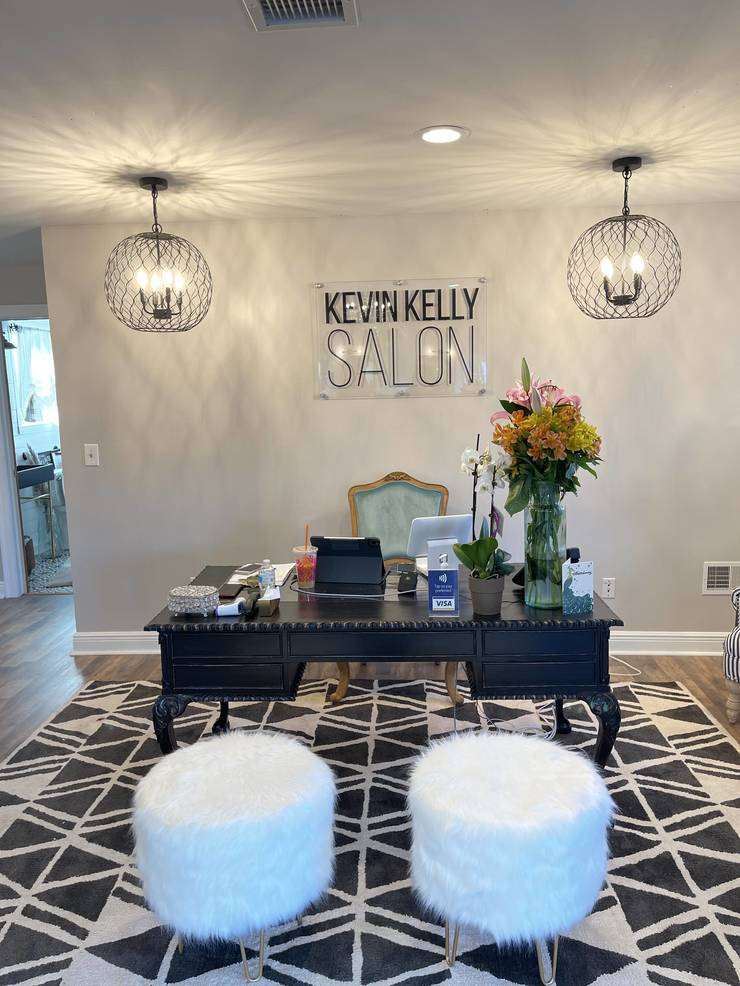 Entrepreneur Kevin Kelly, Living the Dream at His New Keyport Salon.