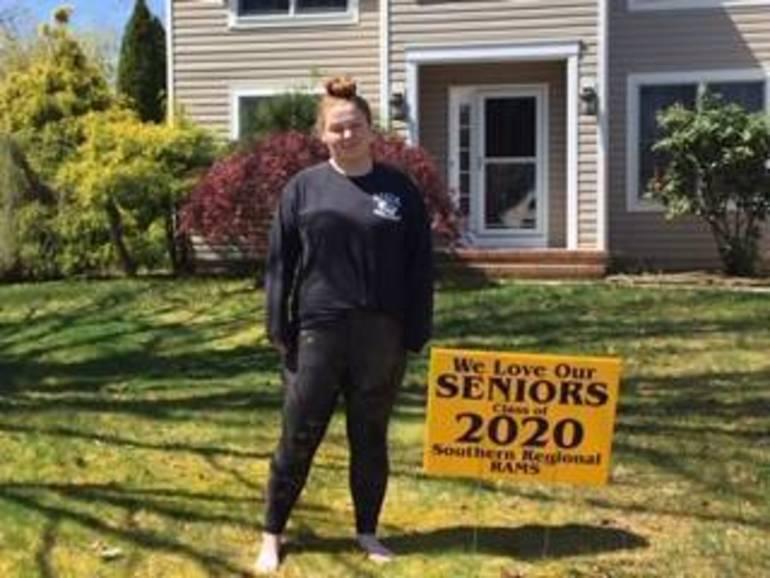 Class of 2020: Lauren Bakker