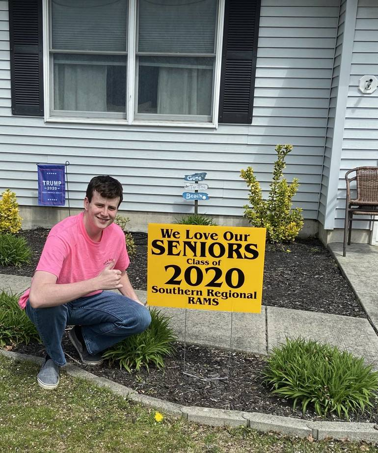 Class of 2020: Nick Gray