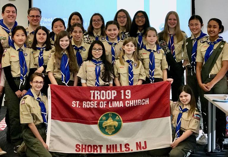 Short Hills Scouts Seek Your Support to Do a Good Turn for Local Heroes