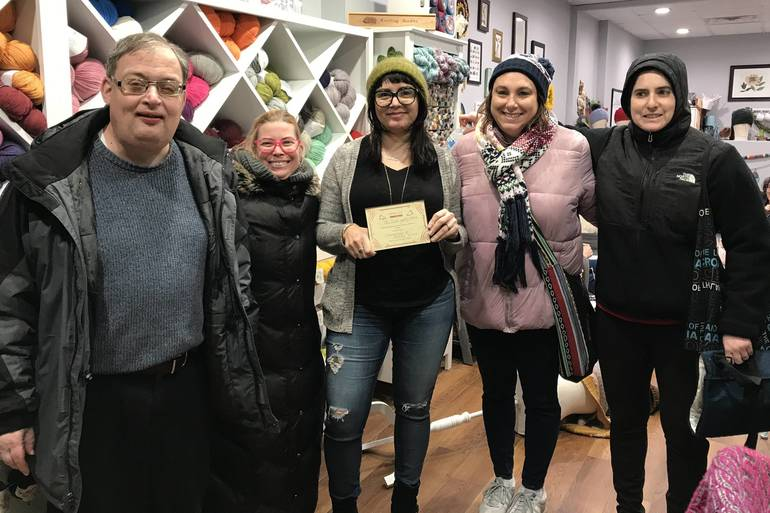 South Orange Businesses Receive JESPY Shout Out Awards